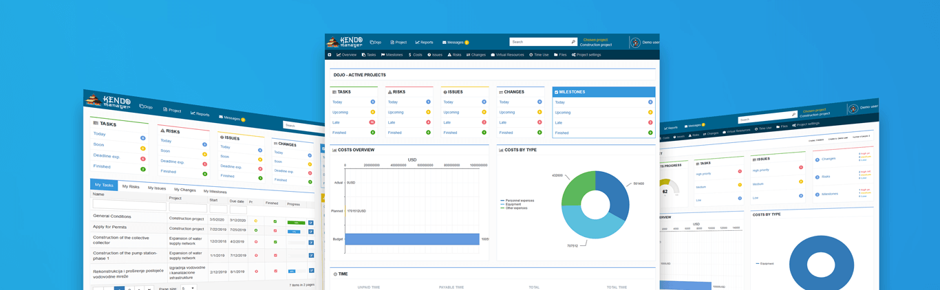 it project management tool
